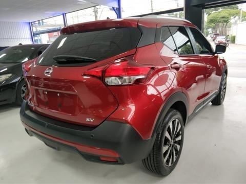 nissan kicks 1.6 16v sv aut. 5p 2020