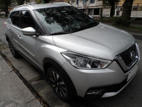 nissan kicks 1.6 16v sv aut. 5p, único dono