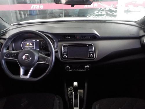 nissan kicks 1.6 16v sv limited aut. 5p 8250