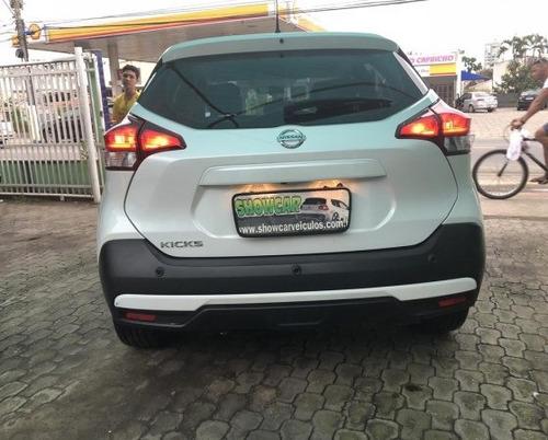 nissan kicks 1.6 16v sv limited aut. 5p