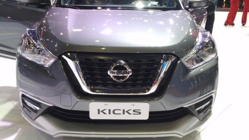 nissan kicks 1.6 advance 120cv 2018 manual 0 km 3