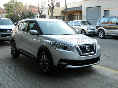 nissan kicks 1.6 advance 120cv /// 2019 - 0km