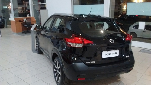 nissan kicks 1.6 advance 120cv caja manual (2020)