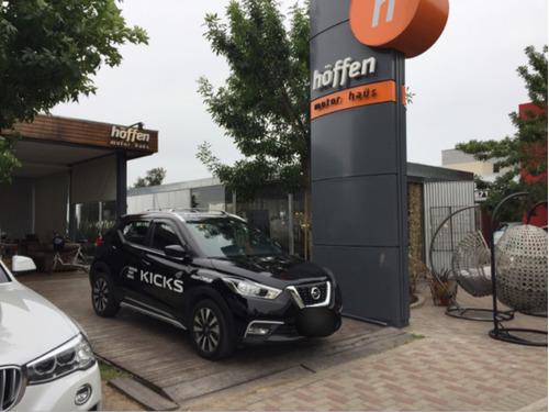 nissan kicks 1.6 advance cvt 0km 2018 hoffen motor haus