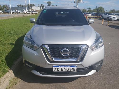 nissan kicks 1.6 advance cvt 2017 - car one - ez -