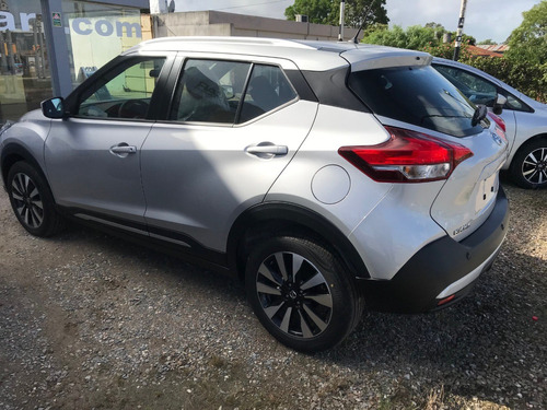 nissan kicks 1.6 advance mt 0km!! solycar automoviles