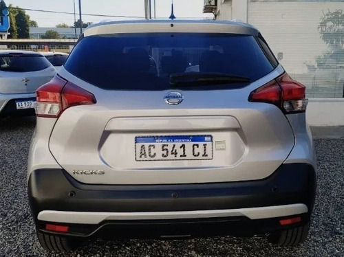 nissan kicks 1.6 advance  mt 120cv 2018 - usados autotag #a7