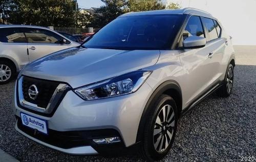 nissan kicks 1.6 advance mt 120cv 2018 usados autotag lp #a7