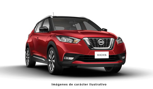 nissan kicks 1.6 bitono at cvt edo. mex.