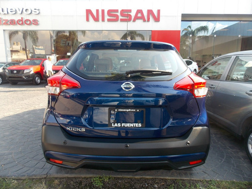 nissan kicks 1.6 exclusive at cvt