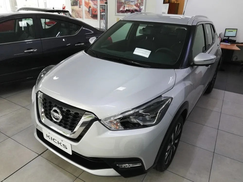 nissan.. kicks 1.6 exclusive  cvt  2021  0 km *