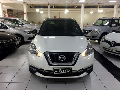 nissan kicks 1.6 flex sv limited xtronic 2017