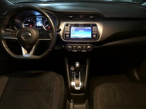 nissan kicks 2018 1.6 16v sv aut. 5p