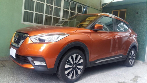 nissan kicks advance  2017
