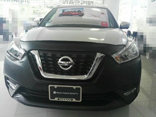 nissan kicks advance  2018  imperiosantafe