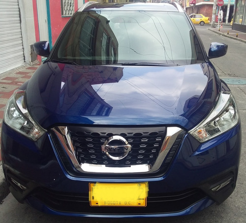 nissan kicks advance