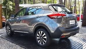 nissan kicks advance cvt 0km 2017