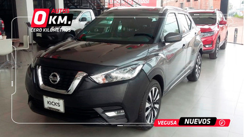 nissan kicks advance cvt a/c  2018