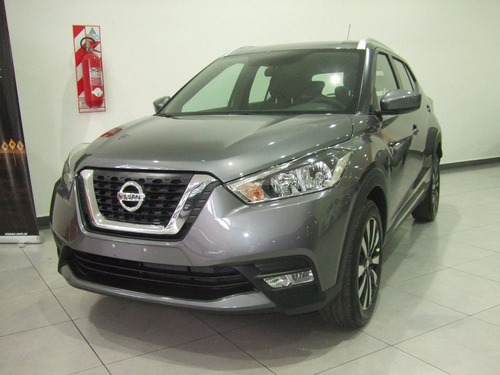 nissan kicks advance mt 0km - descuento - taikki autos
