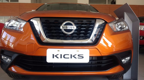nissan kicks advance mt 2018 0km
