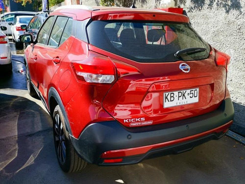 nissan kicks advance mt 2018