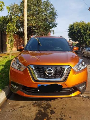nissan kicks automatica 2017 advance excelente estado
