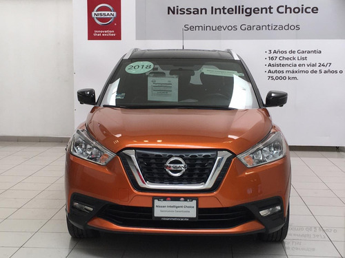 nissan kicks exclusive 2018