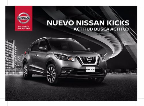 nissan kicks exclusive  at cvt 2018 4