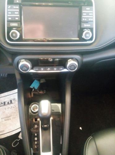 nissan kicks exclusive automatica cvt 2020 0 km cuero full