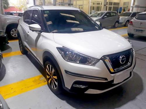 nissan kicks exclusive automática  cvt año 2018 12.412 kms