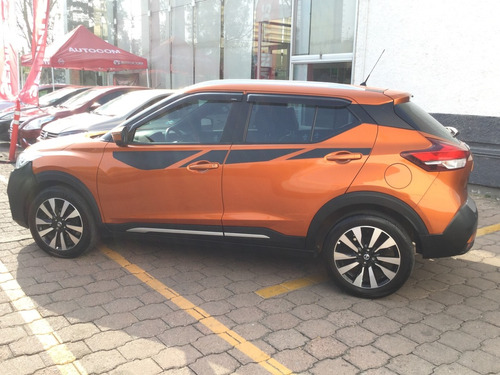 nissan kicks exclusive cvt 2017