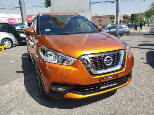 nissan kicks exclusive cvt. 2018