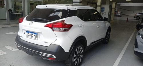 nissan kicks exclusive cvt 2018 unico forestcar balbin #5