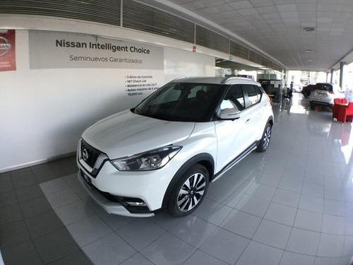 nissan kicks kicks exclusive cvt a/c negro 2018 seminuevos