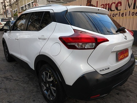 nissan kicks s 1.6 flex 2019