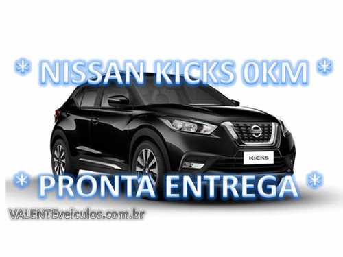 nissan kicks sl 1.6 16v flex aut.