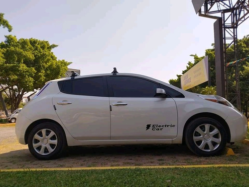 nissan leaf 24kw 2013 100% electrico