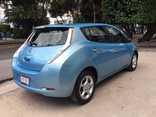 nissan leaf aut
