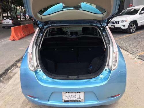 nissan leaf electrico 107hp aut 2015, excelente oportunidad!