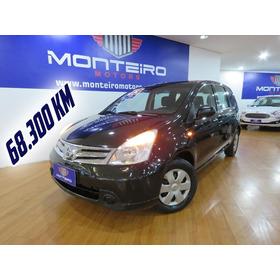 Nissan Livina 1.6 16v Flex 4p Completão Apenas 68.300 Km
