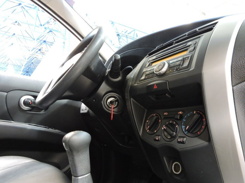 nissan livina 1.6 s 16v flex - manual 2012