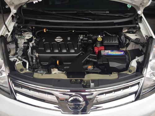 nissan livina 1.8 sl flex aut. 2013 kingcar multimarcas