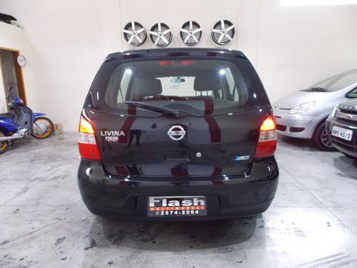 nissan livina 2010 1.8 flex  automático completo