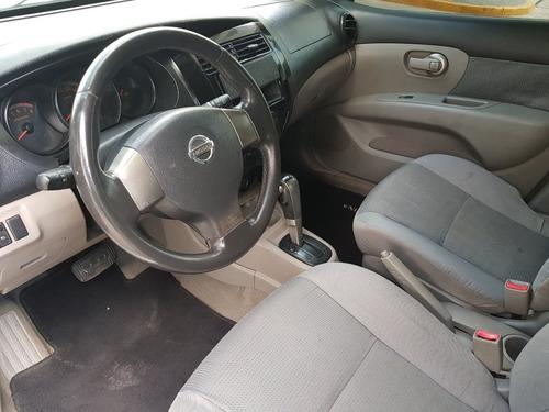 nissan livina 2010 completo automâtica nova
