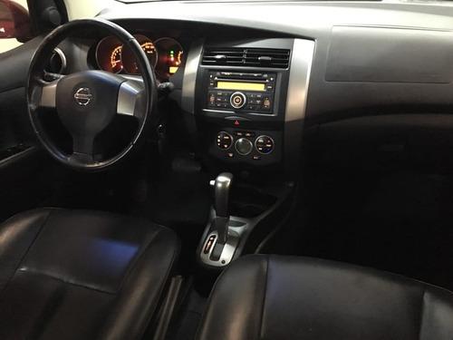 nissan - livina sl x-gear 1.8 16v 2012