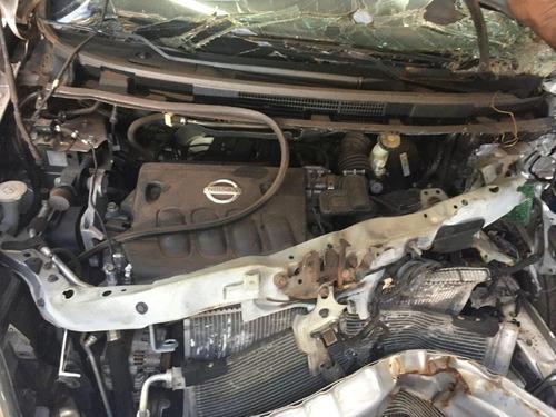 nissan livina sucata motor cambio lataria retirada peças