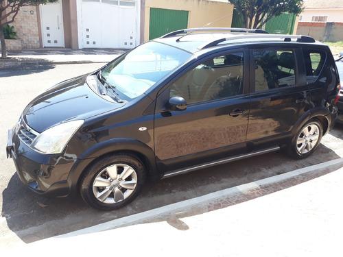 nissan livina xgear 1.8 aut - 2014