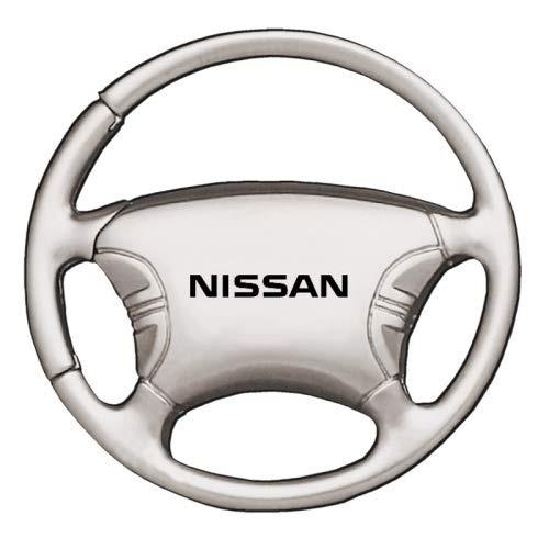 nissan logo coche gobierno rueda clave cadena