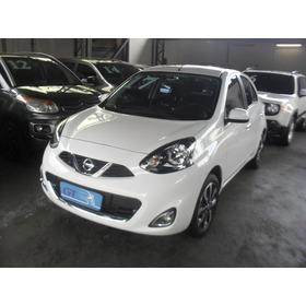 Nissan March  1.6 Sv Mecanico Flex
