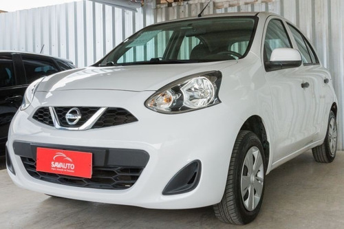 nissan march 1.0 12v flex 5p